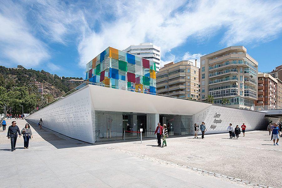 Official Tour Guide in Ronda, Málaga, Marbella - Malaga Centre Pompidou