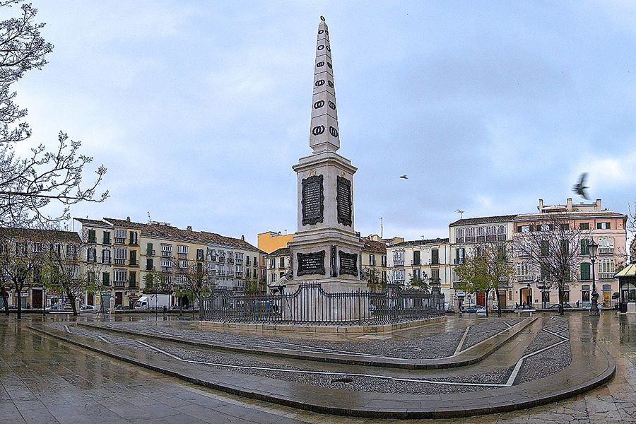 Official Tour Guide in Ronda, Málaga, Marbella - Malaga Plaza de la Merced