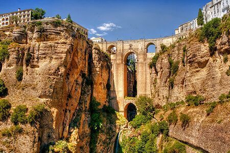 Official Tour Guide in Ronda, Málaga, Marbella - Tajo de Ronda