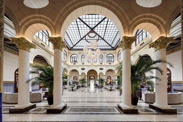 Gran Hotel Miramar. Málaga